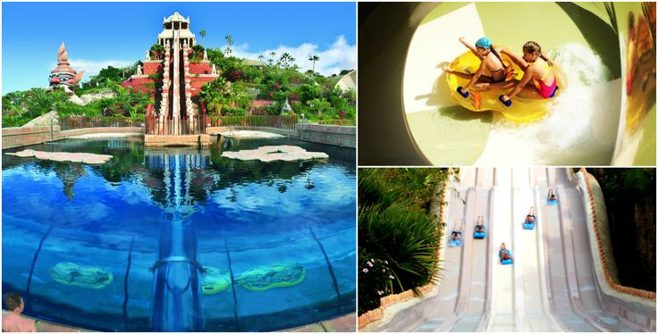Europe's Best Water Parks Siam Park Tenerife