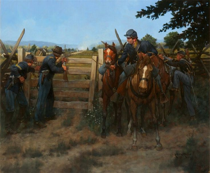 american civil war and gettysburg The battle of gettysburg might have taken place in the span of just three days, but it was a battle that ended up taking the lives of more people than any other battle in the entire civil war fought in 1863 from july 1st until july 3rd, it is considered the quintessential engagement of the american civil war in may, general.