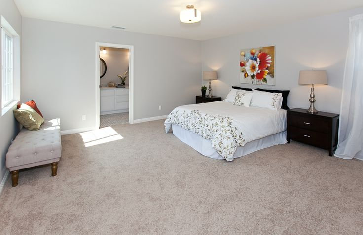 beige master bedroom contemporary master bedroom gray wall beige carpet 10814