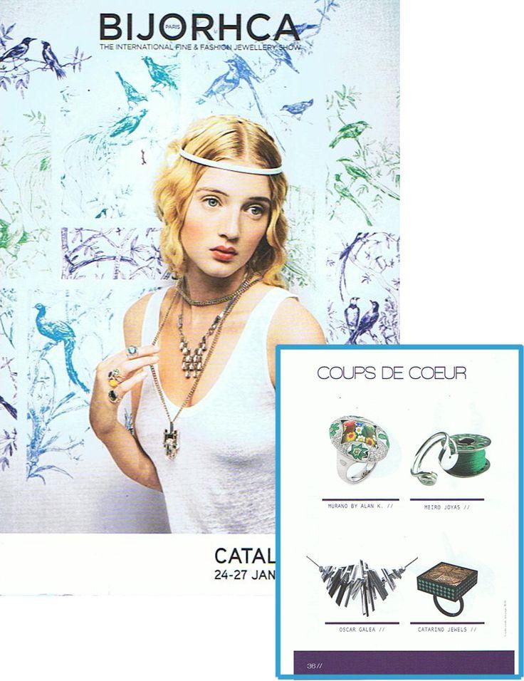Coup de coeur catalogue Bijhorca janvier 2014