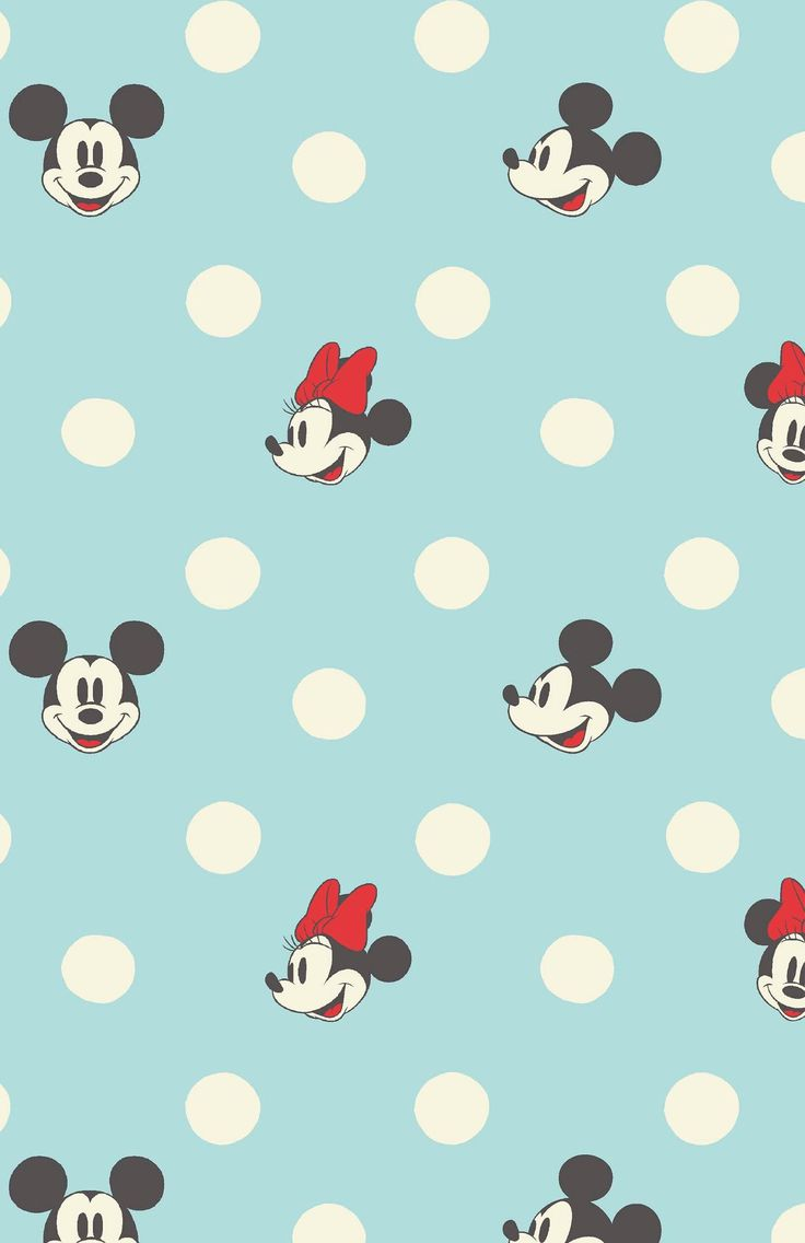 Minnie & Mickey Spot | The spotlight's on Minnie and Mickey in this playful take on one of our classic designs | Disney X Cath Kidston 2016 |