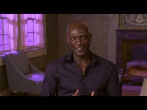 Midnight, Texas (NBC) Peter Mensah INTERVIEW - YouTube