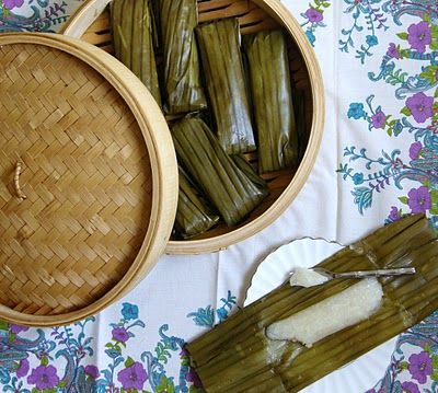 When Adobo Met Feijoada: Suman na Kamoteng Kahoy (Cassava Steam Cake) for Kulinarya Cooking Club