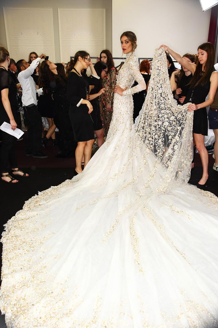 Backstage at ralph russo haute couture fall 2015 16 for Coupon haute couture