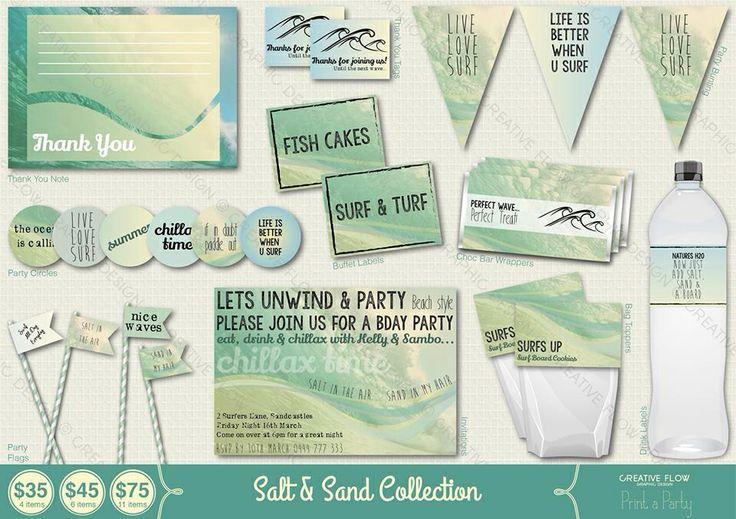Salt & Sand Collection