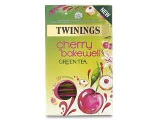 Cherry Bakewell Indulgence Green Tea Yet to try!
