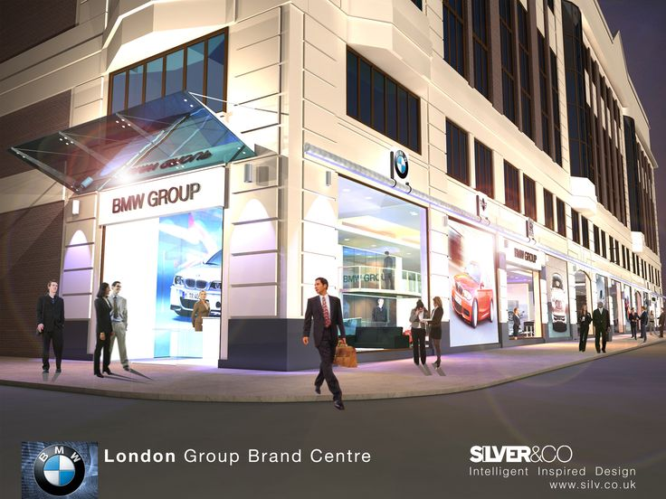8 best car retail store concepts images on pinterest for Retail design agency london