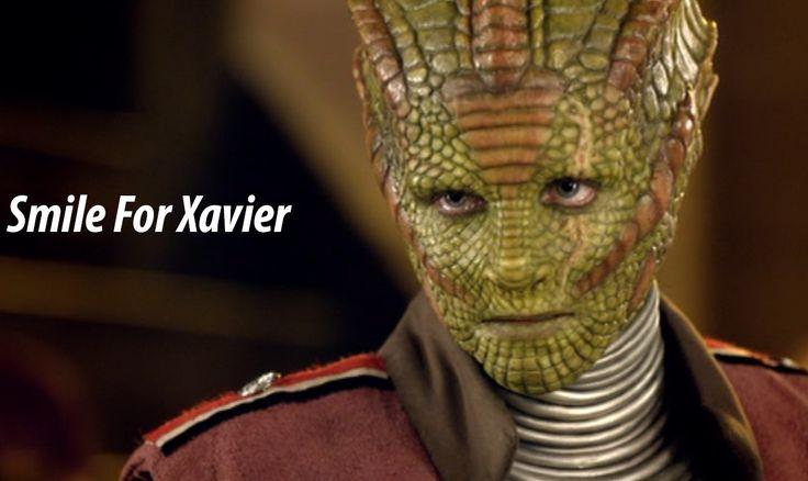 Smile For Xavier: Silurian