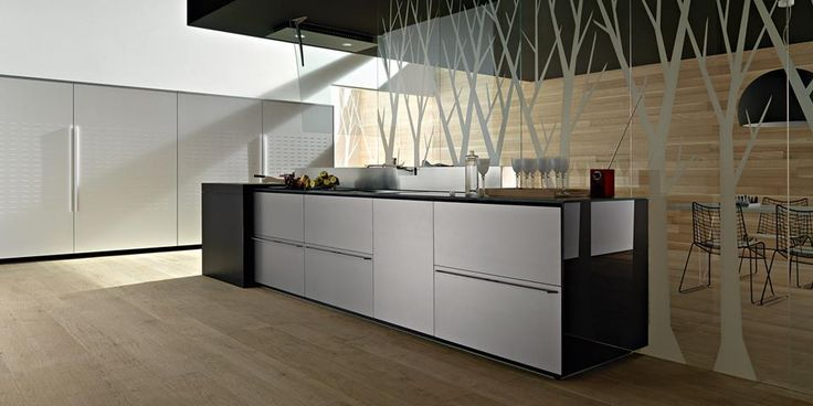 Valcucine - timeless kitchens that are impervious to trends and last generations. Valcucine put people and their well-being first through the constant innovation of forms and materials. http://www.valcucine.com/collezioni