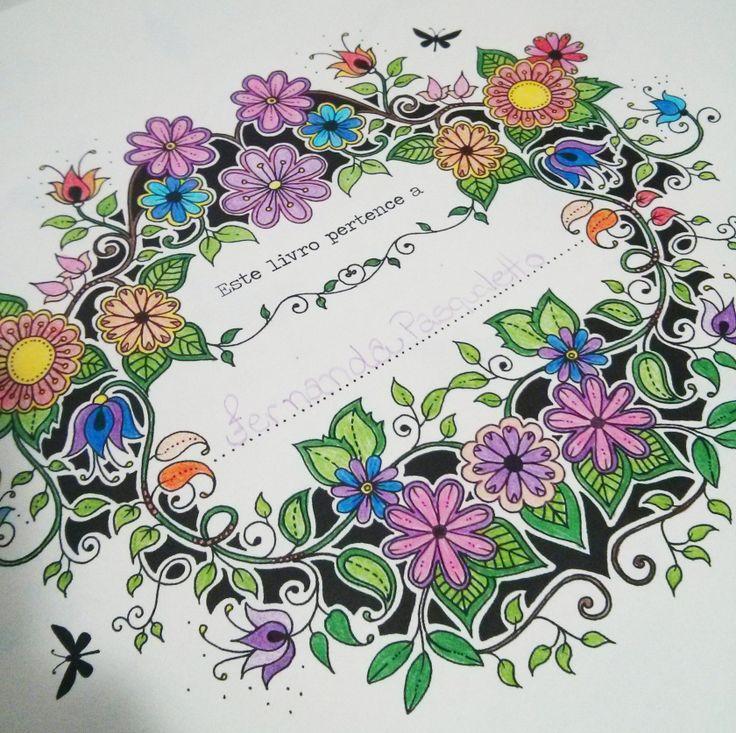 131 best dona da verdade images on pinterest truths livros and movies jardim secreto secret garden livro de colorir para adultos resenha dona fandeluxe Choice Image