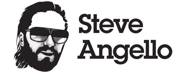 Rate steve angello's logo or comment