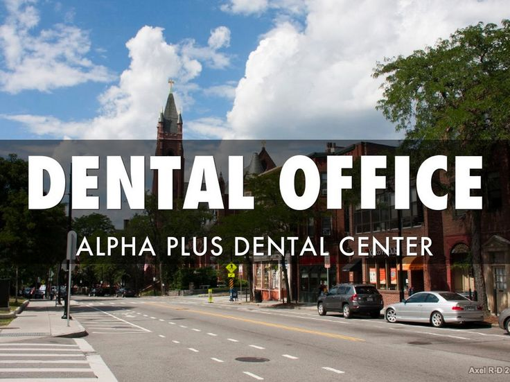 Dental Offices in Brookline, MA and Brookline, MA Dental Offices