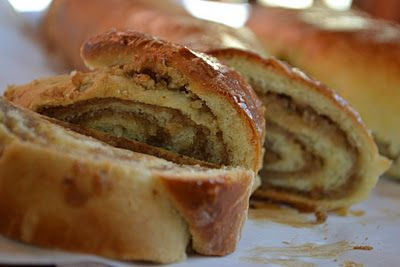Polish Nutroll ~ My Husband's Polish Grandmother makes these every year and they are fantastic. So thankful I found this recipe online!