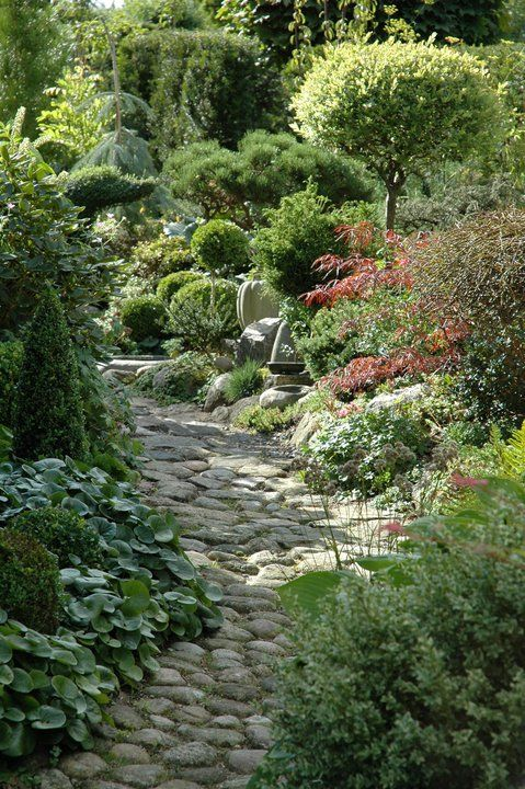 Beautiful Stone Path
