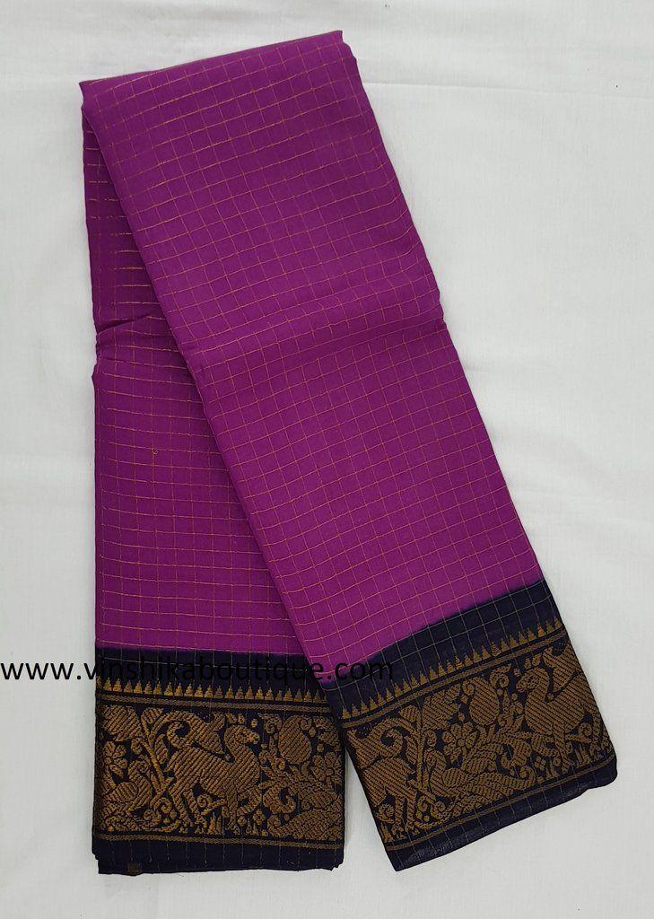 bd2820ca300214 Madurai Sungudi pure cotton saree