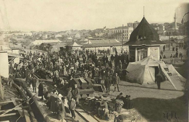 İşgal yılları sırasında Kadıköy - 1918 (unutulmaması dileğiyle)