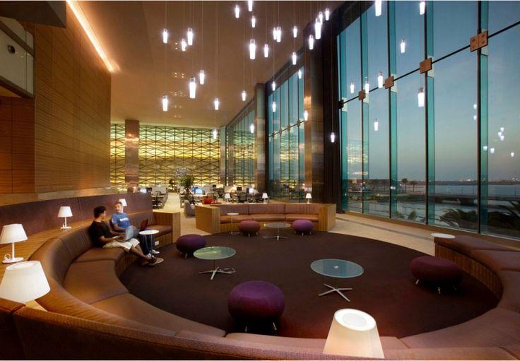 Kaust Academic Library Design Interior 2 Http Www