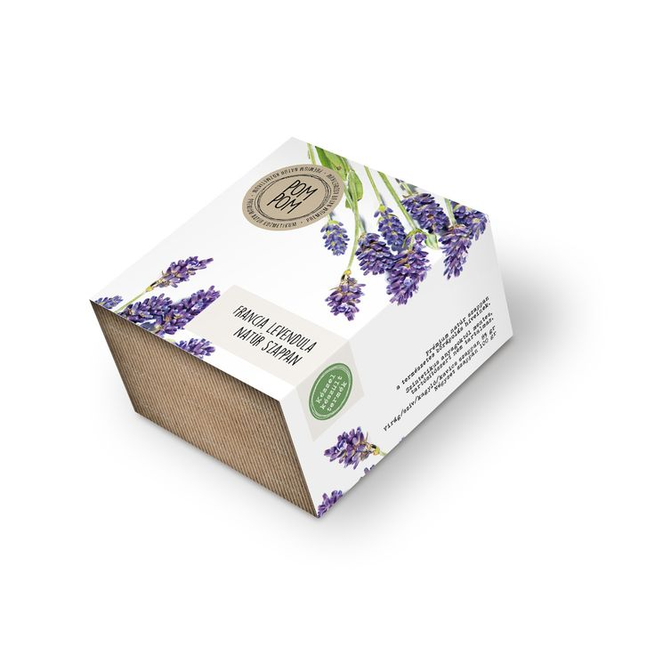 Francia levendula natúr szappan * French lavender natural soap
