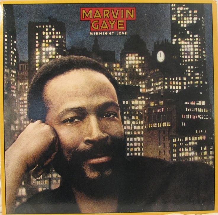 Marvin Gaye; Midnight Love
