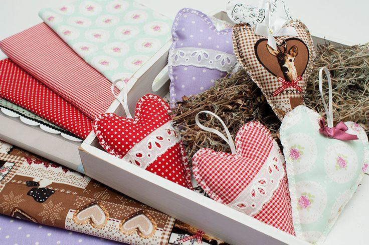 Lavendelherzen und Vorfreude auf den Weihnachtsmarkt der Burg Scharfenstein