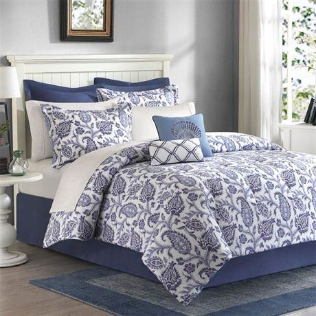 For A Calming Beach Feeling To Your Bedroom The Nantucket