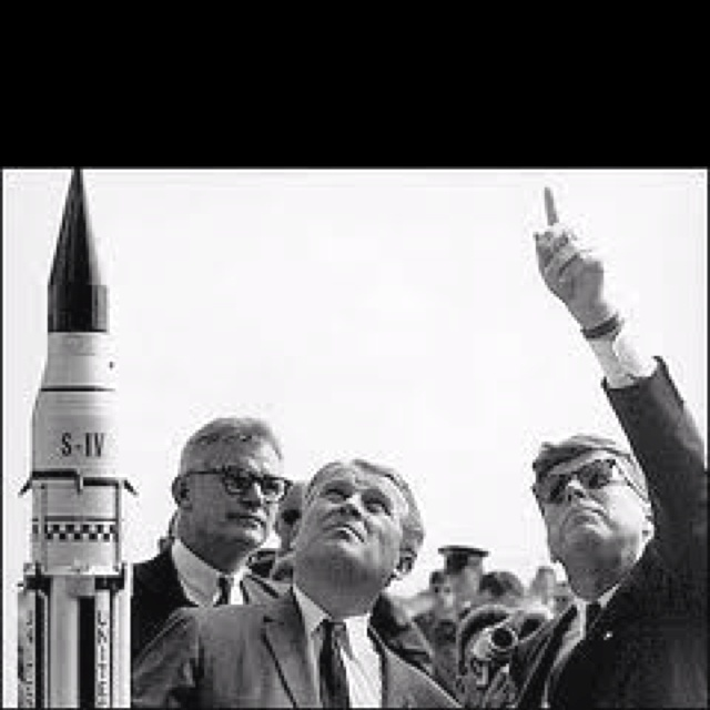 JFK and the Space Program