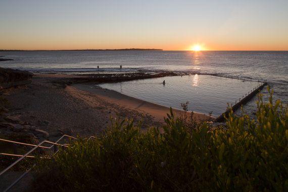 Oak Park Ocean Rock Pool Cronulla Sutherland Shire Sydney NSW
