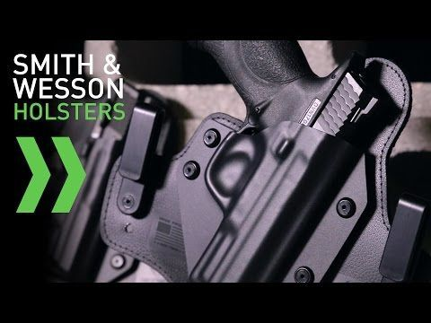 S&W M&P Shield 9mm Holster - Concealed Carry Holsters | Alien Gear Holsters