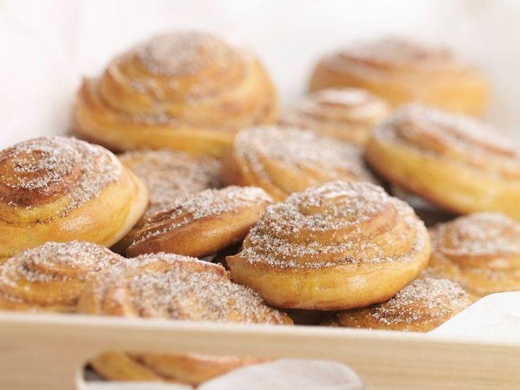 Découvrez la recette Biscuits gingembre cannelle sur cuisineactuelle.fr.