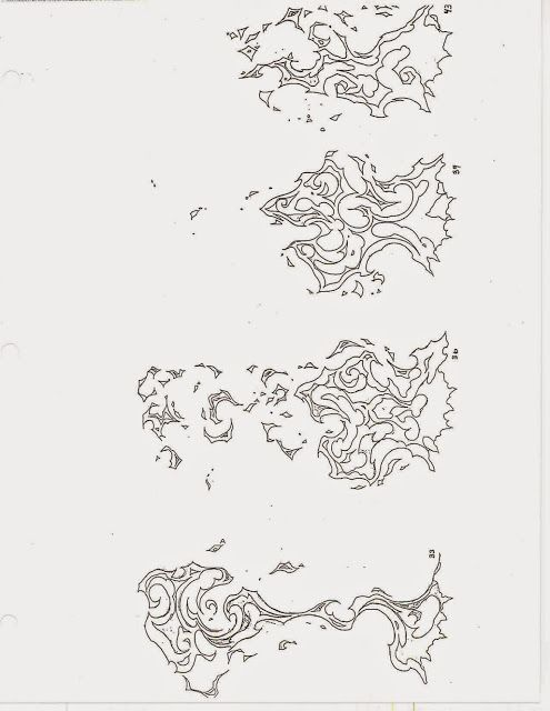 Flash FX Animation: FX Notes and Designs from Various Artists - Part 1