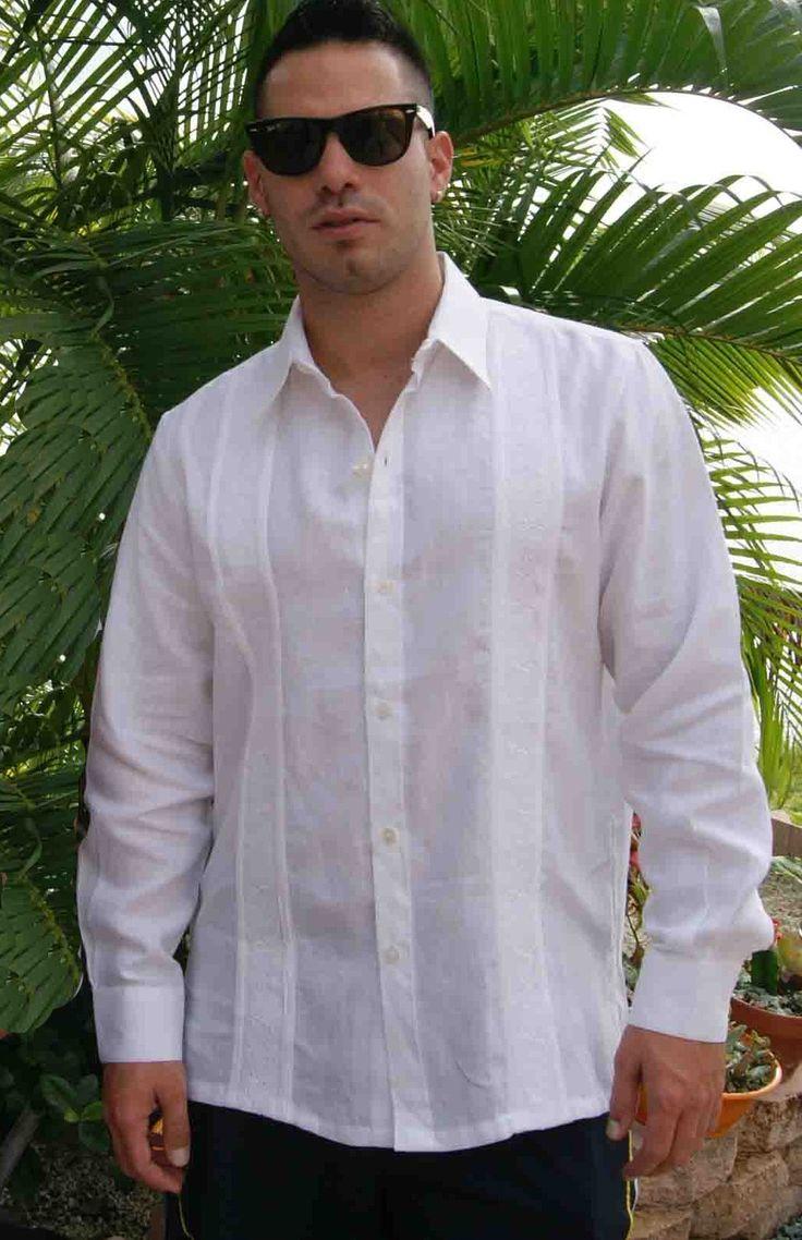 non pockets wedding guayabera premium linen long sleeve 4433 mexican wedding shirts manufactured