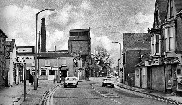 Thorne Doncaster South Yorkshire 1975 by loose_grip_99, via Flickr