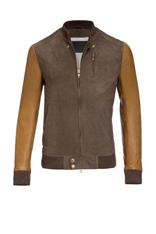 #MOMENTUMforbeautifulpeople  The DRYKORN Masterton - a more than adequate alternative to the Xagon Jacket.