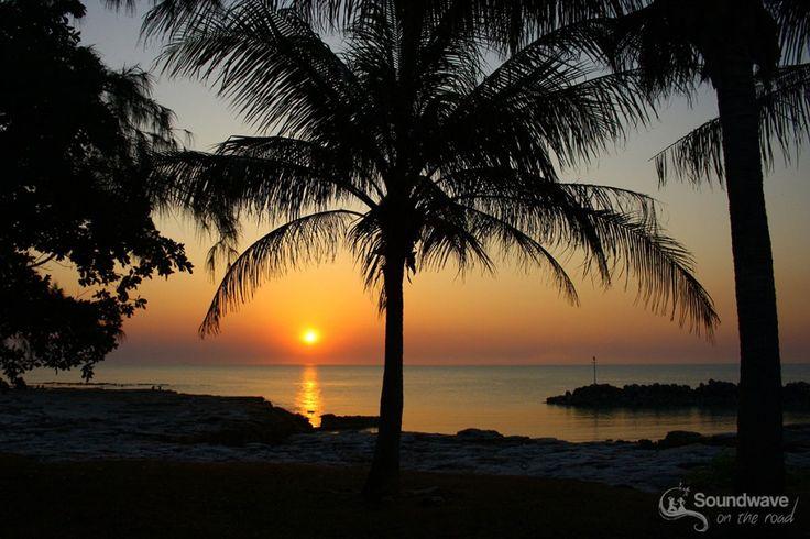 Tropical Sunset in Darwin