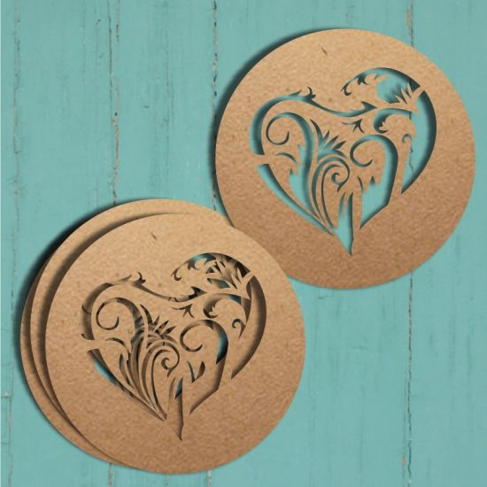 Heart template laser cut online store, free vector designs every day.