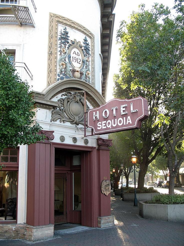 Sequoia Hotel, Redwood City, CA