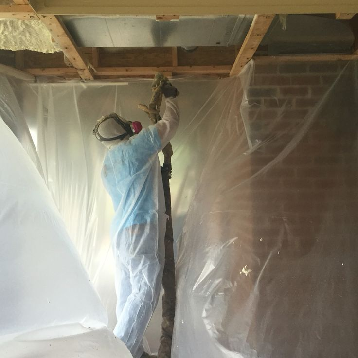 17 Best Images About Spray Foam Insulation On Pinterest