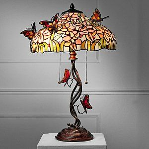 Erfly Tiffany Table Lamp Design Ideas