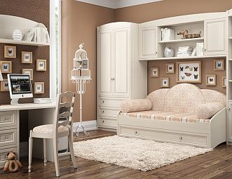 Мебель для спальни, купить современную спальню от производителя в Москве по выгодным ценам | Компания «Мебель-Москва»