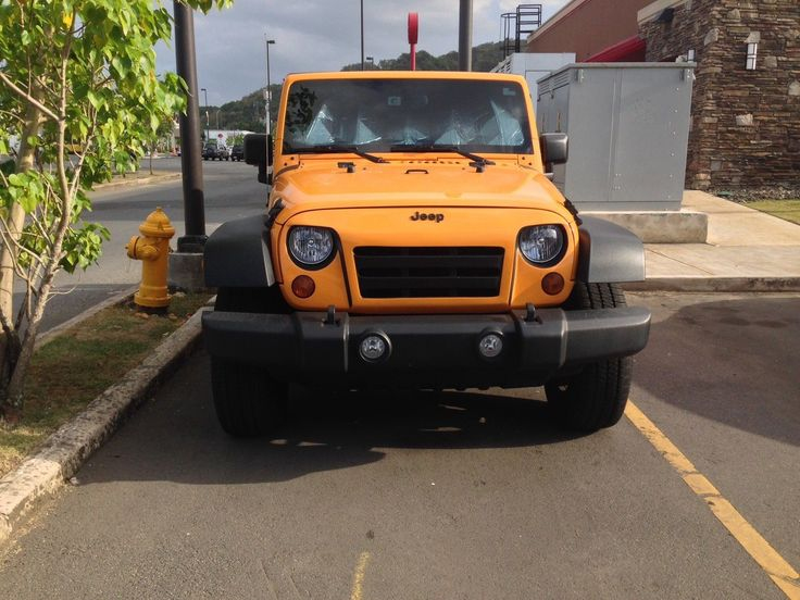 Jeep Wrangler Jk 2007 2013 Angry Mad Wild Stealth Bomber