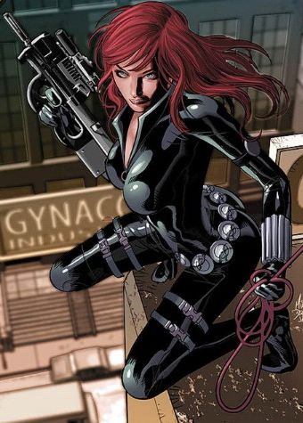 Natalia Romanova (Earth-616) - Marvel Comics Database