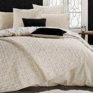 Linen Blyton Quilt Cover Set