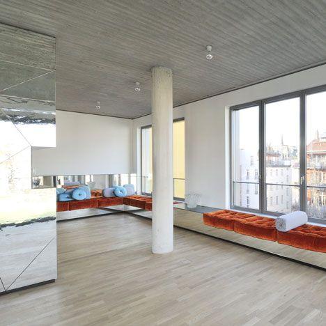 Best Apartment Lobby Images On Pinterest Lobbies Apartments
