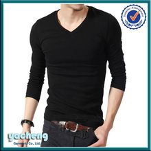 new style fashion manufactory custom elongated t shirt long sleeve blank organic cotton t shirt  best seller follow this link http://shopingayo.space