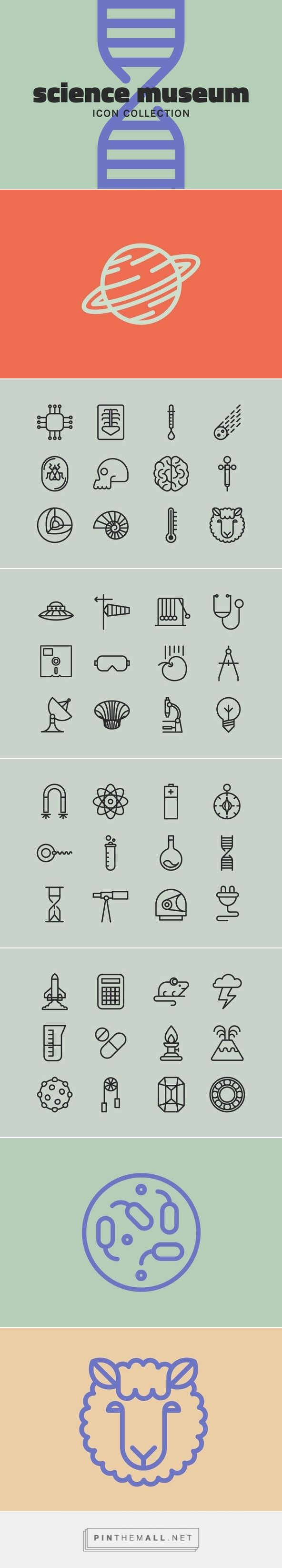 Science Museum - Graphics - YouWorkForThem #icons