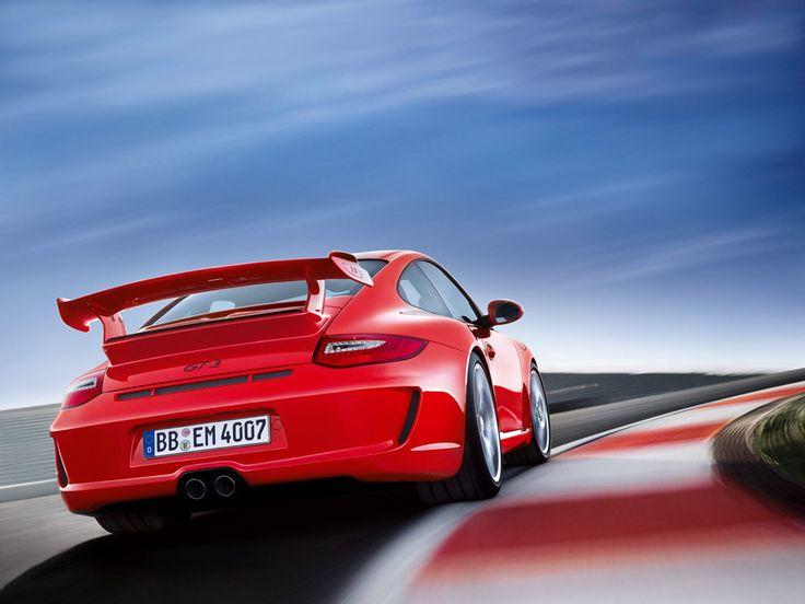 Porsche 911 GT3 (2010)