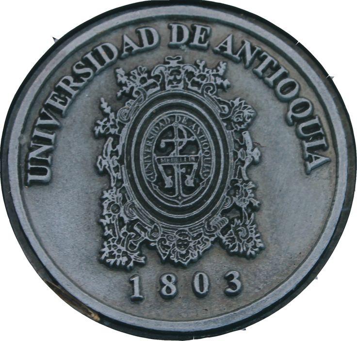 Escudo Universidad de Antioquia.