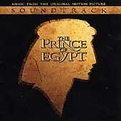 The  Prince of Egypt Soundtrack Feat Whitney Houston and Mariah Carey CD/ Sealed #Soundtrack
