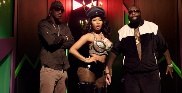 Video Nicki Minaj feat Rick Ross - I Am Your Leader | MusicLife