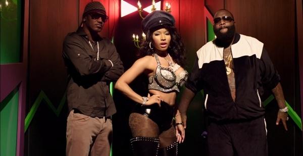 Video Nicki Minaj feat Rick Ross - I Am Your Leader | MusicLife